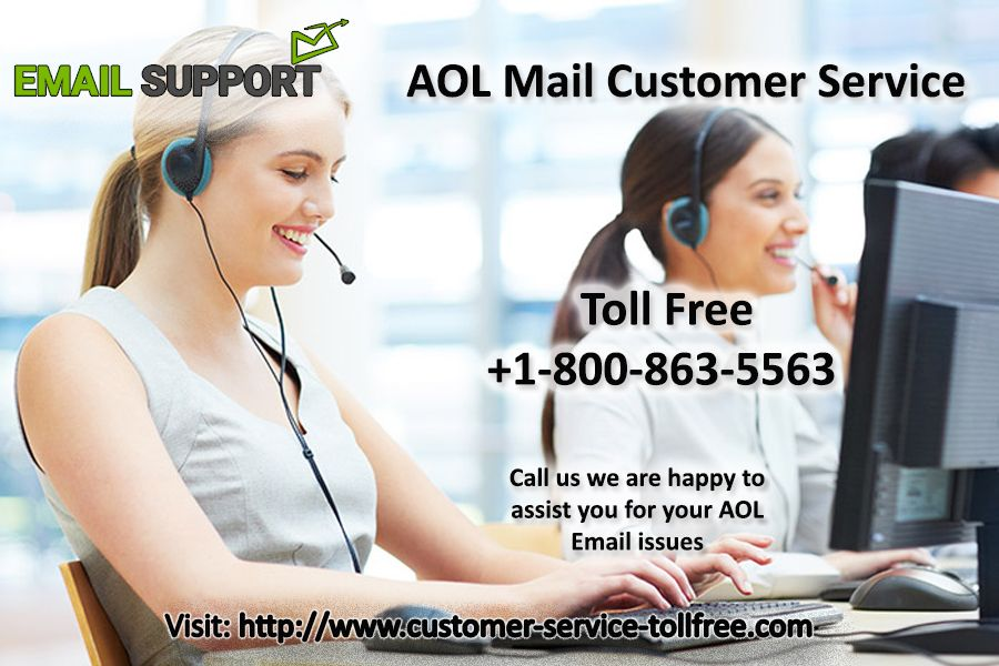 AOL mail customer service +1-800-863-5563