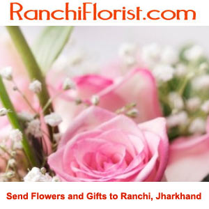 A raunchy touch to events with flowers in Ranchi