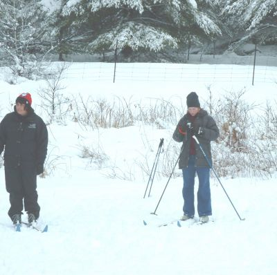 Cross Country Ski Lessons-equipment provided