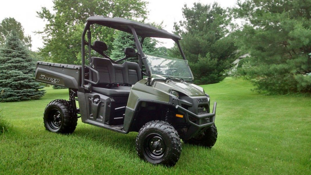 2012 Polaris Ranger 800 XP