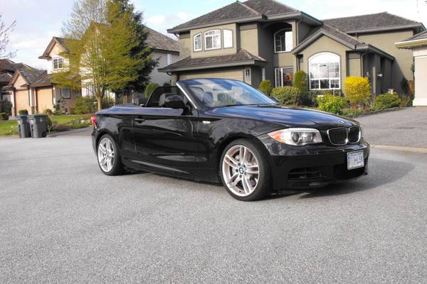 2012 BMW 135i with M Package