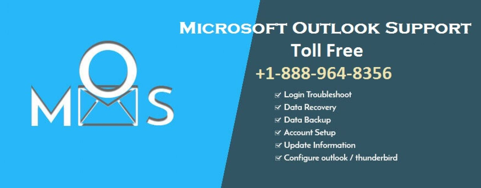 Microsoft Outlook Support Service for Fix Issues