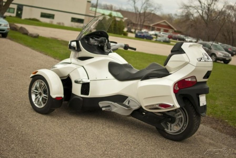 2011 Can-Am Spyder RT Limited SE5