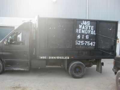j.s waste removal services