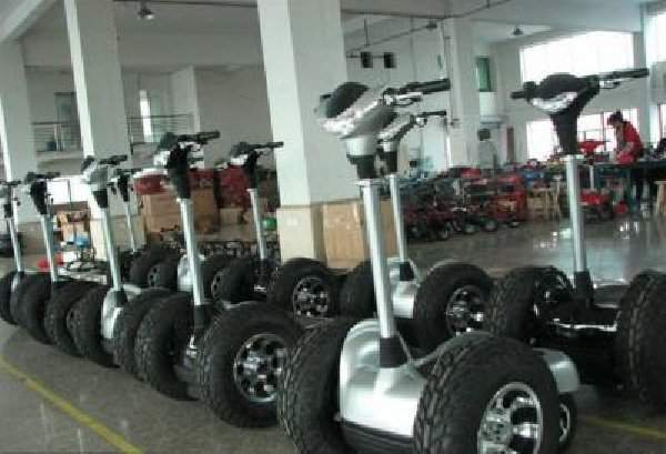 Brand New Segway X2..... 2008 EZ-GO TXT Gas Golf Cart STK For Sale