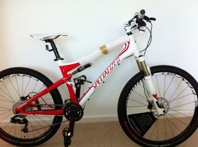 Specialized  S-Works Venge  RED SRAM for sell