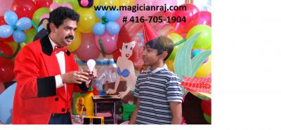 Birthday Party Magicians to make the event Memorable