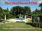 Travel to Cuba. Houses for rent in Havana, Varadero, Trinidad.