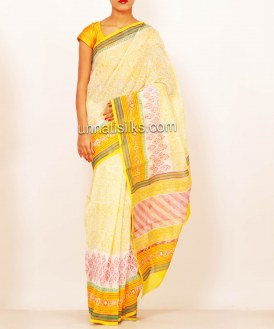 Online shopping for pure madurai cotton sarees by unnatisilks