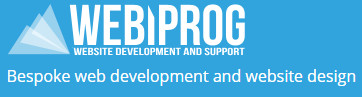 Webiprog :: Bespoke web development for websites and ecommerce