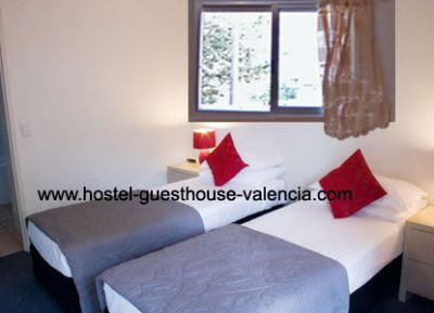 Hostel in valencia/guest house,private rooms accommodation 12.50 Euro from Google