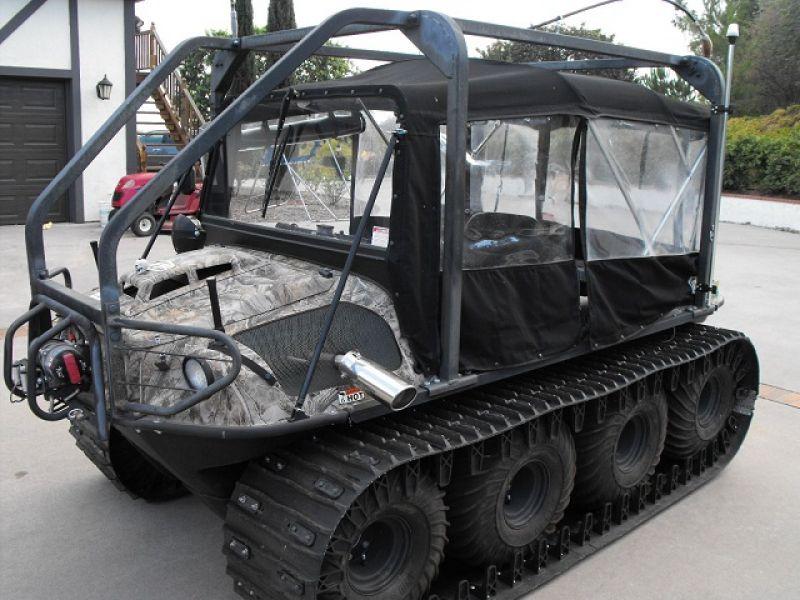 2011 Argo Amphibious ATV 8X8 750 HDI SE