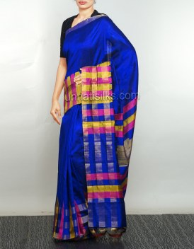 Online shopping for pure dupion silk sarees by unnatisilks