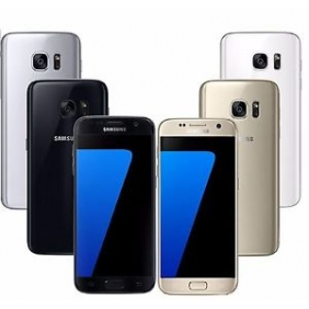 New Samsung Galaxy S7 SM-G930FD Duos 5.1'' 12MP (FACTORY UNLOCKED) 32GB Phone