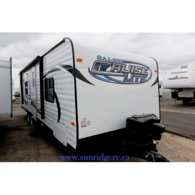 2014 Salem 261BHXL, Travel Trailer - $16,995.00