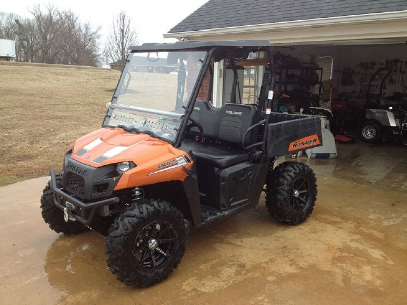 2013 Polaris Ranger LE Midsize 800 4X4 Loaded
