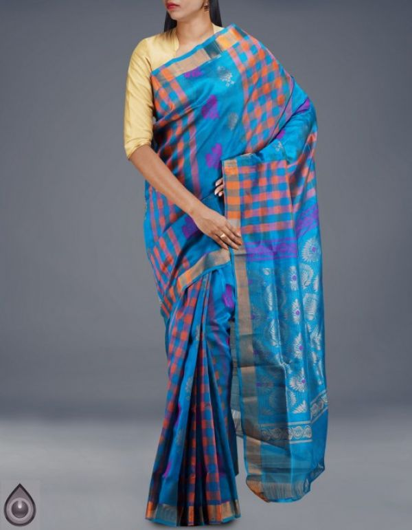 Online shopping for pure handloom assam silk by  cotton sarees by unnatisilks