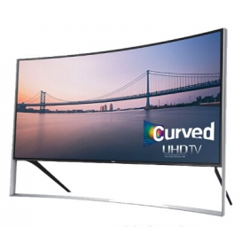 Samsung UHD 105S9 Series Curved Smart TV - 105 Class