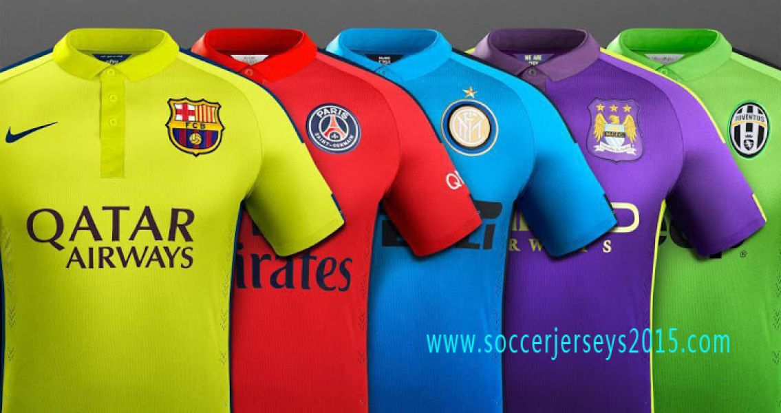 Champions League Third Kit