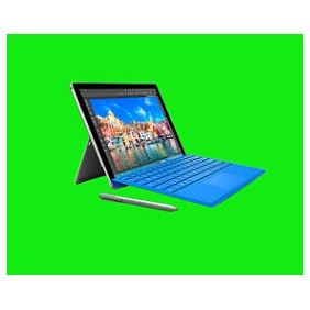 Microsoft Surface Pro 4 SU4-00001 12.3' Tablet 6th Gen Core i7 16GB 1TB SSD