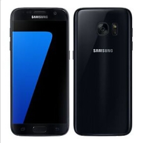 Samsung Galaxy S7 Edge (black 32GB