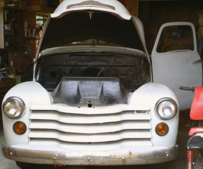 1950 Chevy 1/2 ton short box 3 window, 3100 , 1300.  All original unles otherwise posted.  - Running