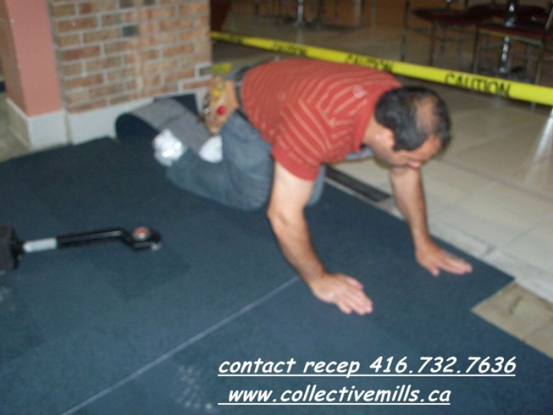 Professional carpet flooring & installer