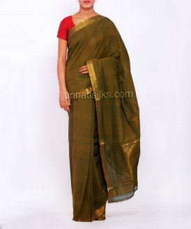Online shopping for pure handloom mangalagiri cotton sarees by unnatisilks