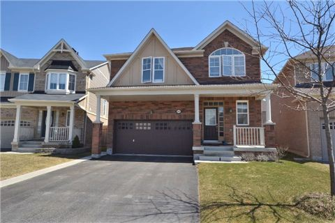 4 Bedroom Detached Home For Sale in Harrison, Milton