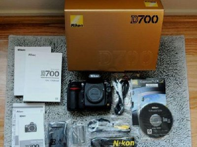 Brand New Nikon D700 12MP DSLR Camera for sale