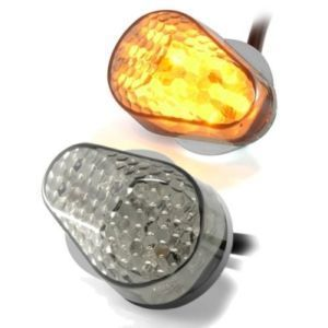 Flush Mount Euro Style LED Turn Signals - ALL MODELS!