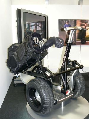 For Sale Segway X2 Golf...$4000USD