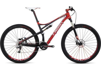 2012 Specialized S-Works Epic Carbon 29 SRAM