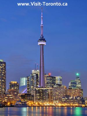 www.Visit-Toronto.ca  - Your source for information about Toronto, Ontario, Canada