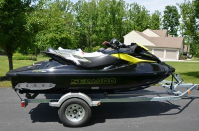 2012 Sea Doo RXT-X 260 and Wake Pro 215 w/ Trailer