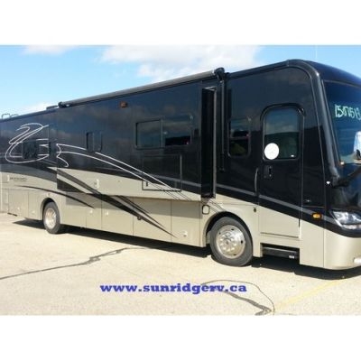 2014 Cross Country 390TS, Motorhomes - $199,995.00