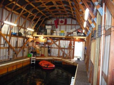 40' x 20' Boathouse for sale or rent