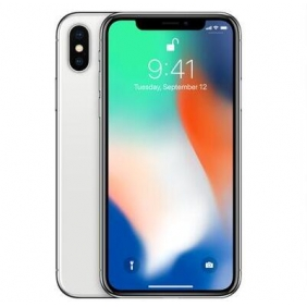 Apple iPhone X 256GB Silver 44444