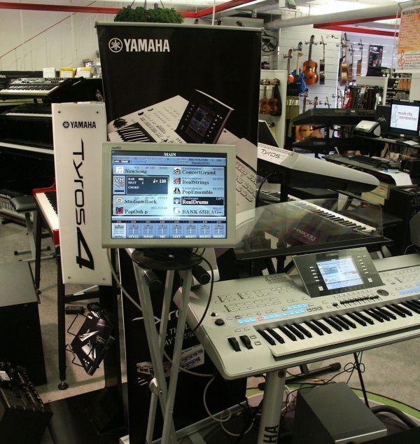 Buy new yamaha tyros 5 4 3 yamaha psr s950 910 900 for Yamaha psr s950 for sale