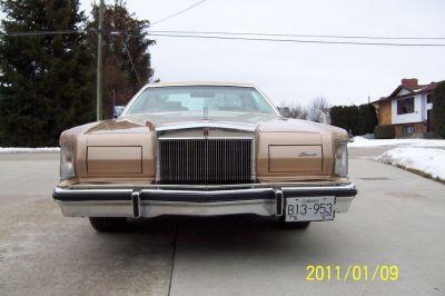 1970 Lincoln Mark