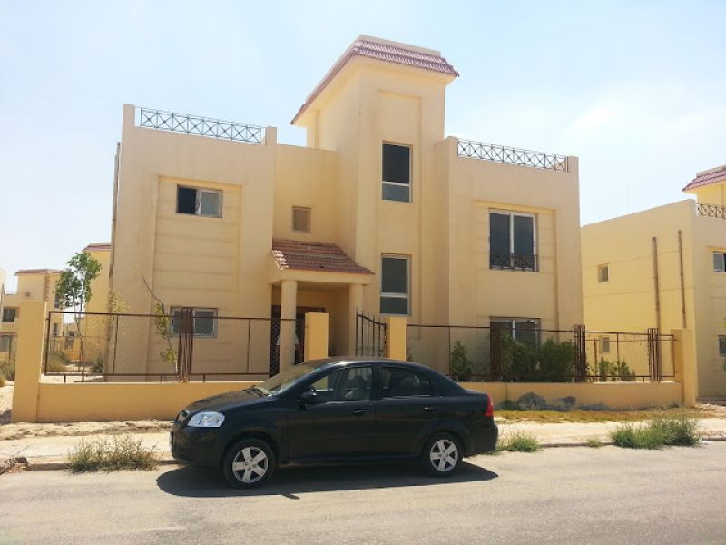 Three Villas in ( Solymania Gulf compound – Egypt ) US $ 53.000