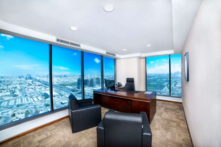 Luxury Serviced Offices Dubai | The Executive Lounge