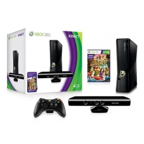 New Microsoft Xbox 360 750GB