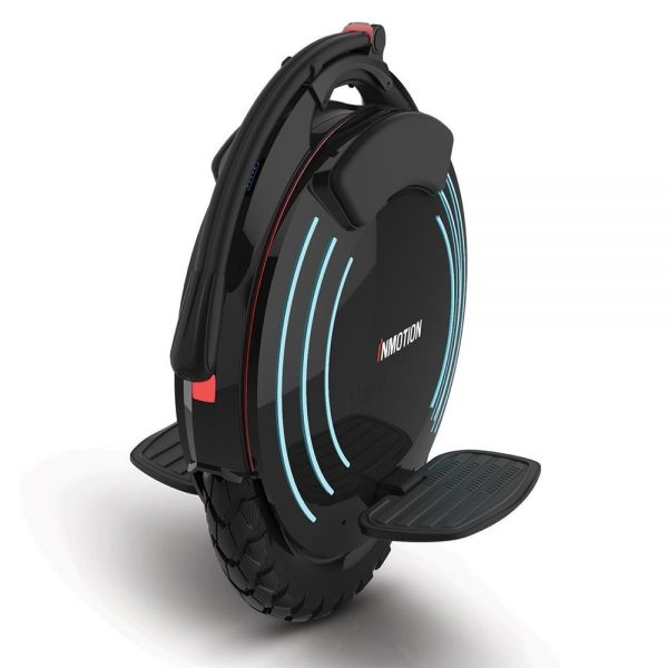 INMOTION V10F Top Power Electric Unicycle, Self Balancing. Warranty.