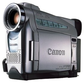 Canon ZR25MC Digital Camcorder with Built-in Digital Still Mode