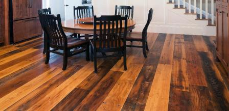 Wide Plank Flooring, Antique, Distressed,Rustic Floors, Reclaimed Flooring, Recycled