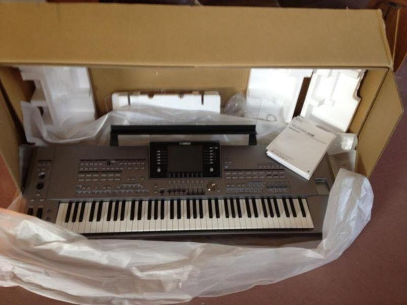 Selling yamaha tyros 5 pioneer xdj roland keyboards for Korg yamaha roland