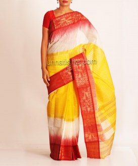 Online shopping for casual handloom cotton sarees by unnatisilks
