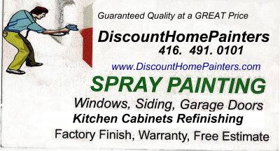 DiscountHomePainters GREAT Work at GREAT DEALS