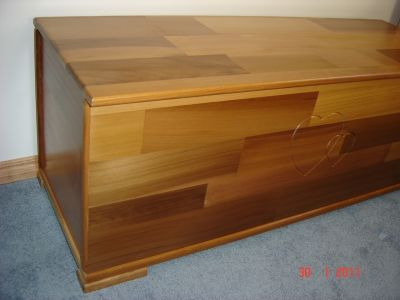 New Valentine Hope Chest